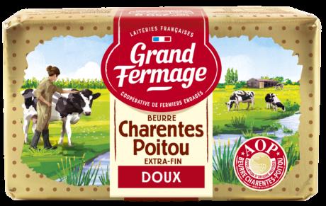 PDO Charentes-Poitou Unsalted Butter
