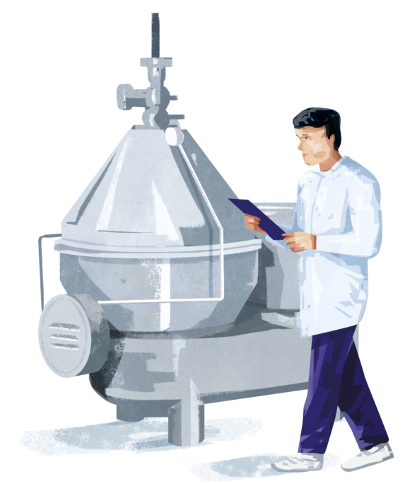 manufacturing-butter-cheese-step-3-skimming-the-milk-grand-fermage