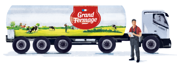 manufacturing-butter-step-1-milk-collection-grand-fermage