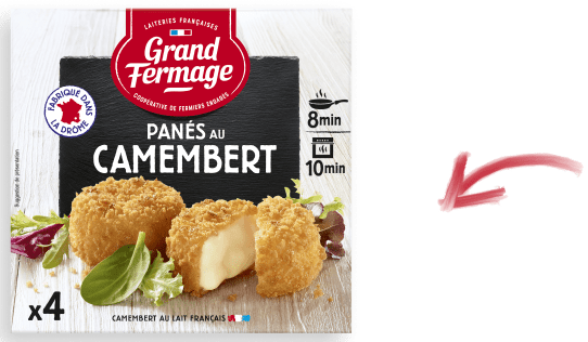 Fromage-pane-grand-fermage-fleche
