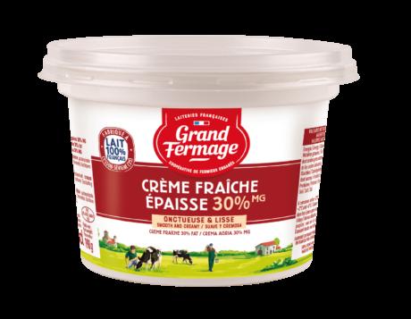 Crème Fraîche 30% fat 20cl