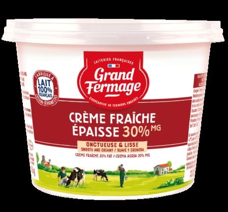 Crème Fraîche 30% 50cl