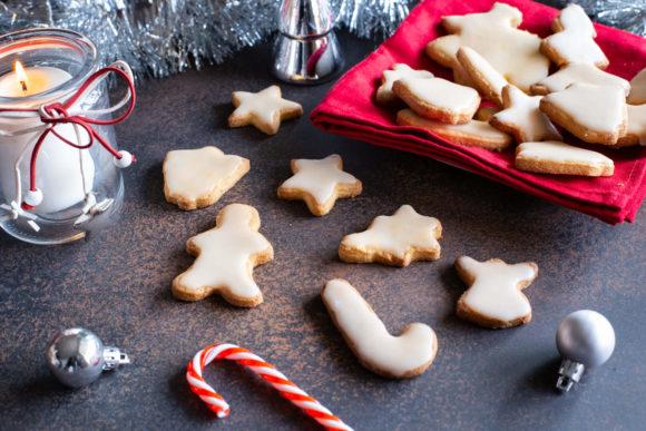 Mélusine Christmas Cakes – Orange Bredele