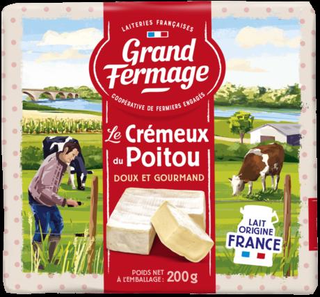 Le Crémeux du Poitou