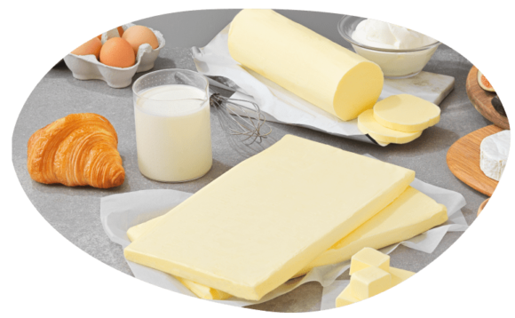our-butter-making-know-how-range